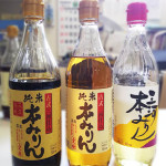 長期熟成天然醸造の手造り本格三河みりん「杉浦味淋」1/4