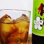 砂糖無添加の美味しい三河みりんで作った【三州梅酒】かなりオススメです。