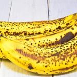 【バナナの栄養・効果】黒いバナナがいい7つの理由
