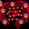 腸は精神状態(心理的要因)の影響をとても受けやすい【産後便秘になる要因】